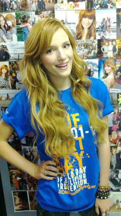 Bella Thorne wants to stop bullying!