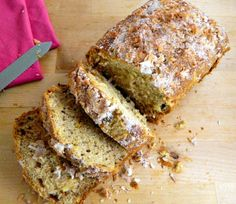 Slice of Paradise Tropical Quick Bread | Finding Vegan