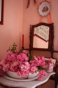 Paredes rosas, ¿os gustan para casa?