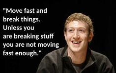 mark zuckerberg motivational quotes