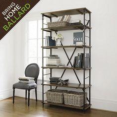 Ballard Designs - Toulouse Tall Bookcase