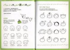 Yurukawa Illustration Japanese kawaii by JapanLovelyCrafts Pen Illustration, Japanese Illustration, Doodle Art Drawing, Doodle Sketch, Kawaii Drawings, Easy Drawings, Les Doodle, Doodle People, Drawing People Faces