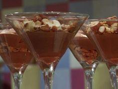 Mousse de chocolate com frutas secas | Barbara Verzola