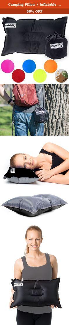 Travel Accessories Bedding Sleep Pillow Head Cushion Sufficient Supply Best Memory Foam Camping Pillow Travel Pillow