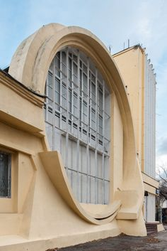 Gallery of Melnikov and Moscow Workers' Clubs: Translating Soviet Political Ideals into Architecture - 15