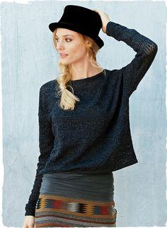 Sulawesi Pima Cotton Lace Pullover - All Sale - Sale 56caa96ca