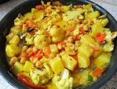 Dél indiai ananász curry Recept képpel - Mindmegette.hu - Receptek