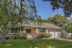 Solid mid-century on fantastic street in South Tabor. Wonderful oversized lot with great gardening space, mature trees and plants, and covered back patio. Large master on the main floor w/ walk-in closet + 2nd bedroom, office and bath upstairs. Brand new, tear off roof, newer windows, huge attached 2 car garage and all just down the street from Mt. Tabor park! Nice, clean and move-in ready!  FEATURES: Year Built: 1948 Style: Ranch Lot Size: 0.17 Acres Taxes/Year: $4305.48