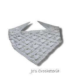 Free Crochet Pattern Owl Scarf Shawl by Jo's Crocheteria