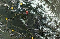 #Jammu #Kashmir Earth Quakes hit Jammu & Kashmir. Details at - http://u4uvoice.com/?p=256272