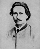 Karl Benz, 1869, 25 years old (Zenodot Verlagsges. mbH)
