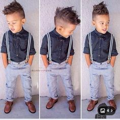 Dressy boy outfit