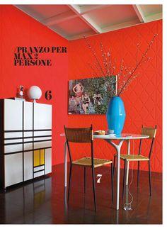 CAPPELLINI - Homage to Mondrian cabinet by Shiro Kuramata