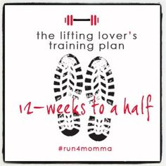 12 weeks to half-marathon