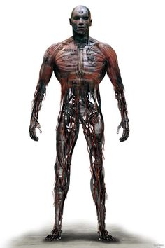 T-800 - Terminator Salvation Concept Art