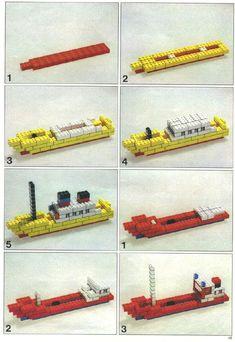 boten van lego
