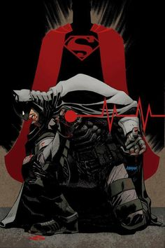 The Dark Knight III: The Master Race #1 variant... - Art Vault