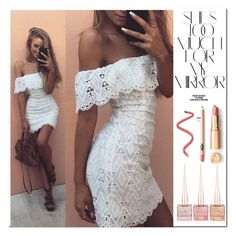 """58 DREAMDRESSY.COM"" by melee-879 ❤ liked on Polyvore featuring Rika and Christian Louboutin"