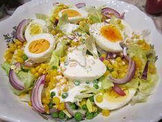 Cobb Salad, Drink, Food, Beverage, Essen, Meals, Yemek, Eten, Drinking