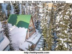 This is an amazing opportunity to own your slice of the mountain at Big White Ski Resort. Nestled on a private .27 acre lot and a 2 minute stroll to the heart of the village, this 1970's A Frame home offers spectacular views, and ski in ski out from the Mogul Track at the rear of the property.   #home #house #homeforsale #houseforsale #kelownahomes