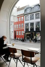 Image result for cute window seat cafe