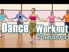 Cardio Dance Workout To Lose Weight - Dance Yourself Thin Workout At Home For Women No Equipment - YouTube