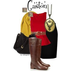 Gaston: Disney's Beauty and the Beast