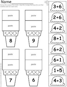 math worksheet : printable kindergarten worksheets  printable kindergarten math  : Addition And Subtraction To 20 Worksheets
