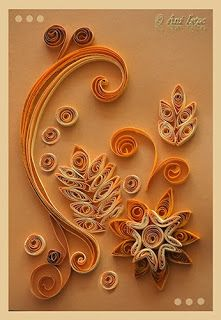 Printre hobby-uri:Quilling card (3)