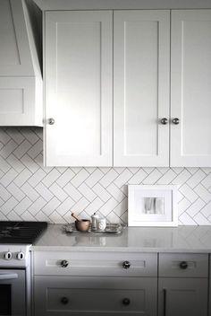 Herringbone Tile | Decor Pad