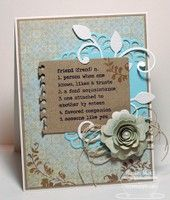 A Project by StamperK from our Stamping Cardmaking Galleries originally submitted 02/24/13 at 11:27 AM