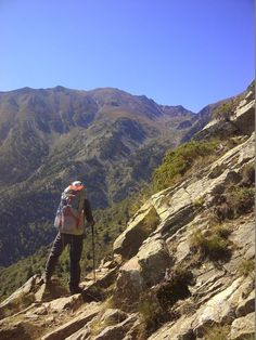 Hiking the Pyrenean Way (GR10) - September 2013 - French Pyrenees