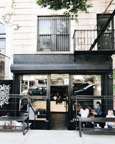 #NYC sweatshop coffee