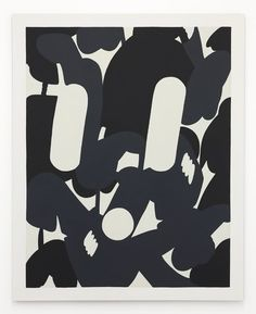Laeh Glenn I!, 2015 Oil and acrylic on linen 157.5 x 127 cm 62 x 50 in