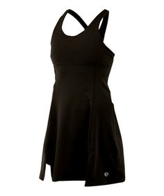 Take a look at this Black Superstar Cycle Dress - Women by Pearl Izumi on #zulily today!