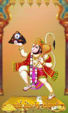 Hanuman Chalisa Mantra, Jay Shri Ram, Good Night Hindi Quotes, Ram Hanuman, Hanuman Wallpaper, Kali Goddess, Shiva Shakti, Happy Saturday, Prayer