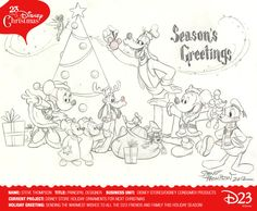 Can you spot Santa Mickey? 23 Days of Christmas « #Disney @Disney D23 | The Official Disney Fan Club