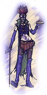 Duela Dent (Duela Dent Napier Nigma) - DC Comics