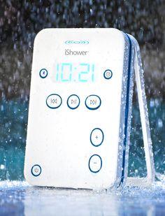 iShower : Prenez votre douche en écoutant votre musique préférée | PixelsTrade Webzine