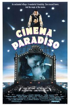 See These Foreign Films & Impress Your Friends  #refinery29  http://www.refinery29.com/best-foreign-films#slide-1  Cinema Paradiso (1988) A famous director returns home to the small Sicilian village where he grew up to attend the funeral of the projectionist who instilled in him a lifelong love of the cinema. Hugely influential and regularly on top 10 lists for critics everywhere.Streaming: Netflix