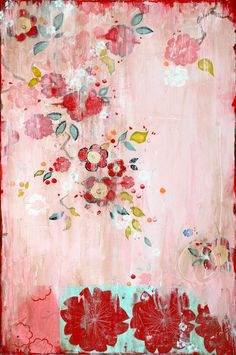 Introducing artist, Kathe Fraga... | Flowerona