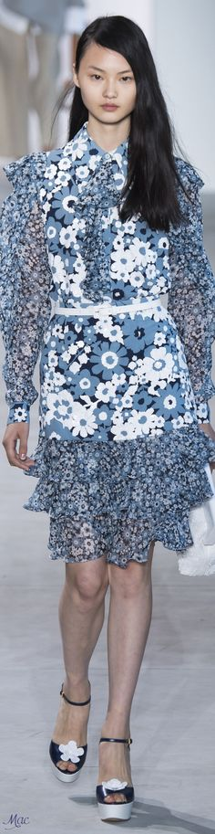 Spring 2017 Ready-to-Wear Michael Kors Collection