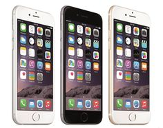 New & Sealed Apple iPhone 6 Plus Factory Unlocked LTE Smartphone GSM/CDMA. With its chip and an motion coprocessor, Apple's iPhone 6 Plus boasts an increase in power. In addition, it is thinner than previous models. Apple Iphone 6, Iphone 5s, Iphone 7 Plus, Iphone 6s Plus 16gb, Iphone 6 Plus Unlocked, New Iphone 6, Free Iphone, Latest Iphone, Sell Iphone