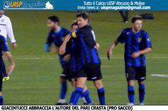 08G SERIE A | Lupano e Crasta illuminano la scena: Pro Sacco - At.Giama finisce 1-1