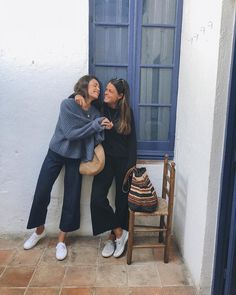 Casual-comfy wide-leg outfits Source by ideas for teenagers winter Mode Outfits, Fashion Outfits, Womens Fashion, Fashion Trends, Fashion 2020, Look Fashion, Skandinavian Fashion, Spring Summer Fashion, Autumn Winter Fashion