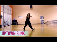 Mark Ronson - Uptown Funk ft. Bruno Mars (Dance Fitness with Jessica) - YouTube