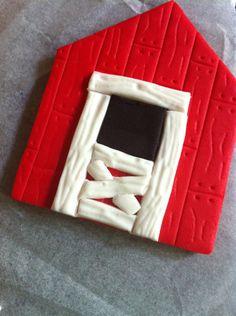 Farm Cake Tutorial by Bronnie Bakes