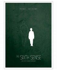 The Sixth Sense -Print unframed DIN Portrait