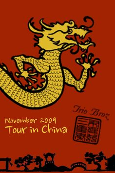 China Tour 2009