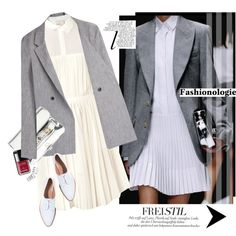A fashion look from March 2013 featuring Band of Outsiders dresses, T By Alexander Wang blazers и Robert Clergerie shoes.